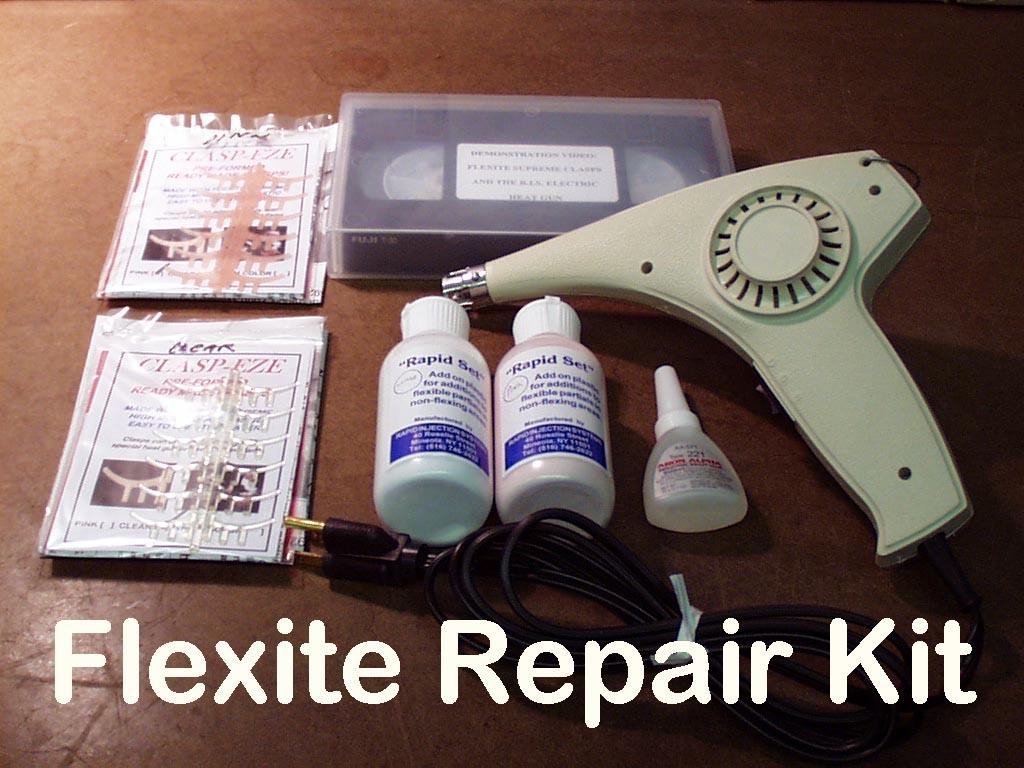 Flexite Products Flexible Partial Dentures Flexite