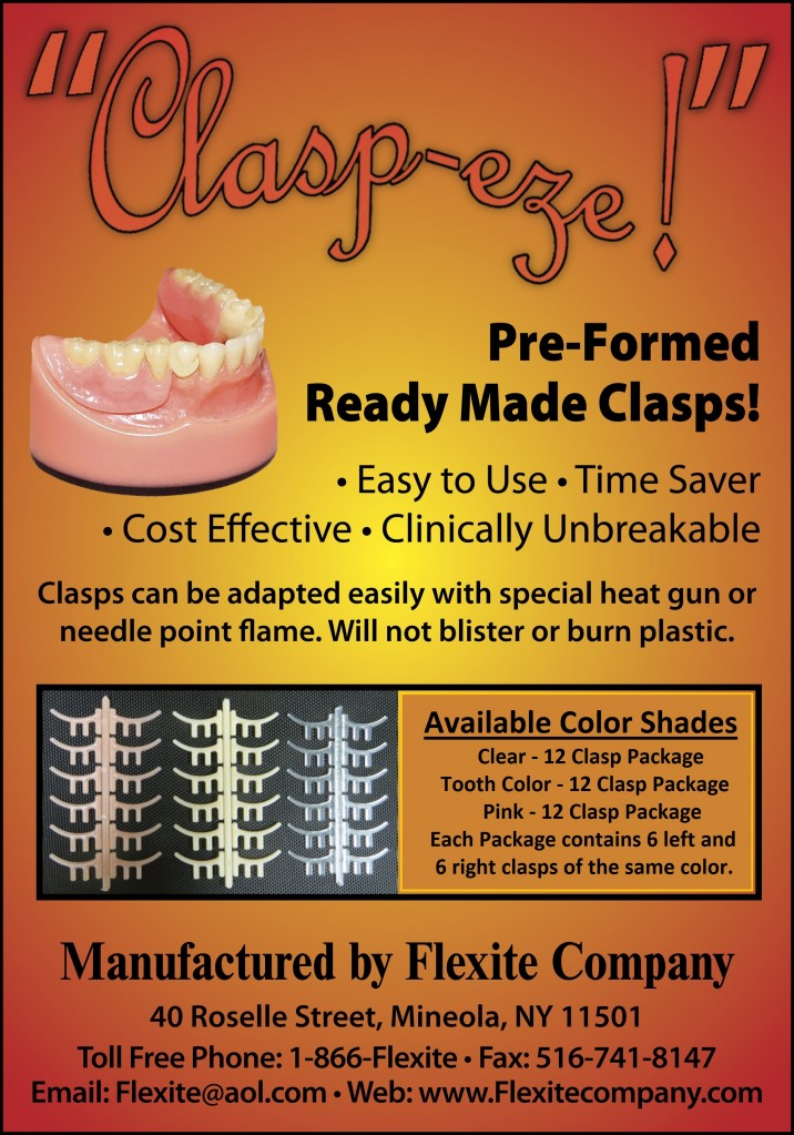 Flexite Clasp-Eze Brochure No Prices Ver 6